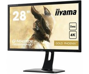 Monitor LED IIYAMA GB2888UHSU-B1 28 4K GOLD PHOENIX - Szybka dostawa lub możliwość odbioru w 39 miastach