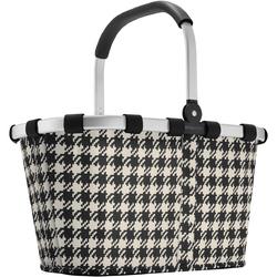 Koszyk na zakupy Reisenthel Carrybag Fifties Black RBK7028