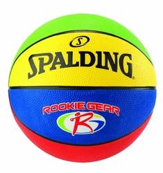 Piłka Spalding NBA Junior Rookie gear out