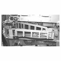 System zarządzania przewodami HP 1U do zestawu szyn z łożyskami kulkowymi