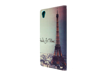 Etui ochronne dla Sony Xperia Z5 Paris + Szkło - Paris