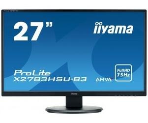 IIYAMA 27 X2783HSU-B3 AMVA+, HDMI, USB, DP,VGA