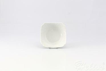 Salaterka kwadratowa 14 cm - 0001 ROCOCO