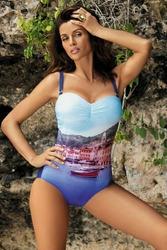 Marko Valentina M-439 Royal Blue Kostium kąpielowy WYSYŁKA 24H
