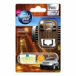 Ambi Pur Car, Anti Tabacco, odświeżacz powietrza do samochodu,  urządzenie + wkład, 7ml