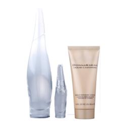 SET DKNY Liquid Cashmere White W edp 100ml + blo 100ml + mini edp 7ml