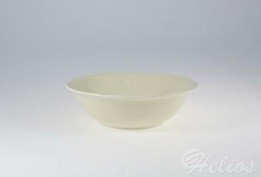 Salaterka 23 cm - FRYDERYKA Krem