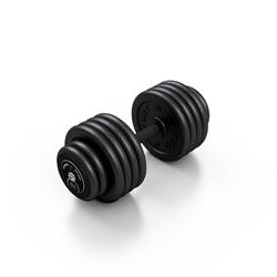 Hantla skr�cana na sta�e 52 kg - Marbo Sport - 52 kg