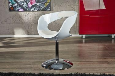 INTERIOR SPACE :: Fotel Sorrento - biały I - biały