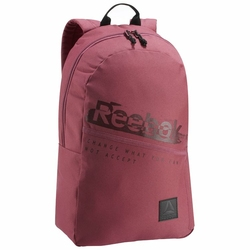 Reebok Plecak Style Foundation Follow Graphic Różowy CZ9755 - Różowy  Użytek codzienny || Trening