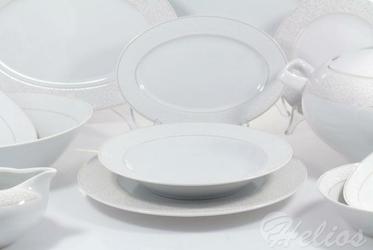 HELIOS: Serwis obiadowy dla 12 os.  45 części - G854 YVONNE