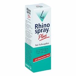 Rhinospray plus na katar z urządzeniem dozującym