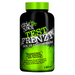 Muscle Junkie Test Frenzy 180 caps