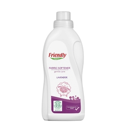 Friendly Organic, Płyn do płukania tkanin, lawenda, 750 ml