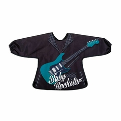 Śliniak z Rękawami - Baby Rockstar