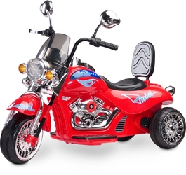 Toyz Rebel Czerwony Motorek Dla Dzieci na akumulator