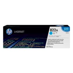 HP 822A oryginalny wkład z błękitnym tonerem LaserJet
