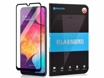 Szkło Mocolo TG+ Full Glue 5D do Samsung Galaxy A30 A50 czarne