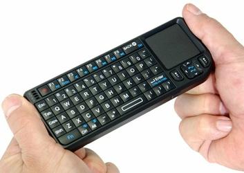 Mini Klawiatura Bezprzewodowa + Touchpad