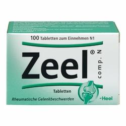 Zeel compositus N tabletki