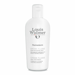 Louis Widmer Remederm fluid kremowy lekko perfumowany