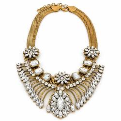 Kolia ornamental gold