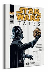Star Wars Tales - Obraz na płótnie