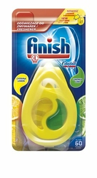 Finish Calgonit, Citro Fresh, odświeżacz do zmywarki, 60 zmywań