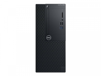 Dell Desktop Optiplex 3060MT Win10P  i5-8500  8GB  SSD 256GB  Intel UHD 630  DVD RW  No Wifi  260W  3Y NBD