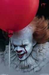 Stephen King It Pennywise Balloon - plakat