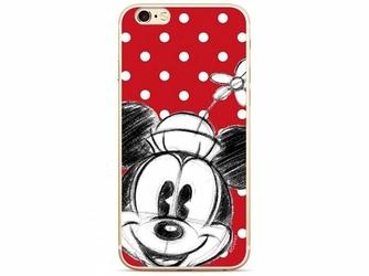 Etui z nadrukiem Disney Minnie 009 Apple iPhone 678