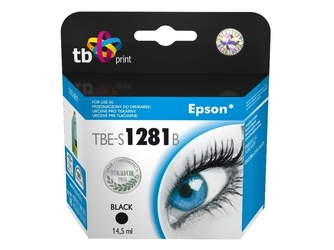 TB Print Tusz do Epson S22SX125 TBE-S1281B BK