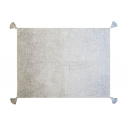 Lorena Canals Degrade Grey-Baby Blue + poduszka Casita gratis
