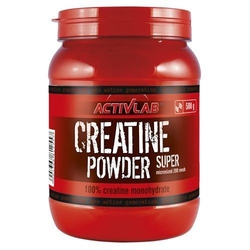 ACTIVLAB Creatine Powder - 500g - Kiwi