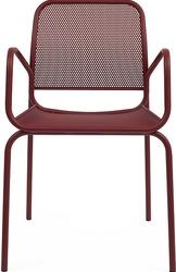 Krzesło Nasz bordowe
