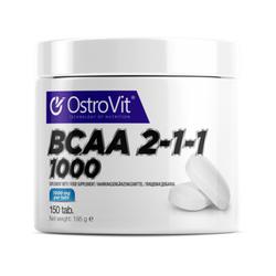 OSTROVIT BCAA 2-1-1 1000 - 150tabs