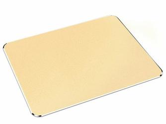 Aluminiowa podkładka pod mysz Apple Magic Mouse złota prostokątna - Złoty