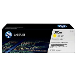HP Toner 305A 2.6k CE412A ŻÓŁTY