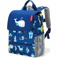 Plecak dla dzieci Backpack Kids abc friends Reisenthel niebieski RIE4066