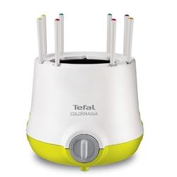 Zestaw do fondue TEFAL EF260312  regulowany termostat  8 widelców