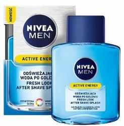 Nivea Men Active Energy, woda po goleniu dla mężczyzn, 100ml