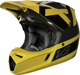 KASK FOX V-3 PREEST DARK YELLOW