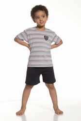 Cornette 78931 Sailor melanżowy piżama chłopięca
