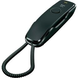 Siemens Gigaset Telefon DA210 CZARNY przewodowy