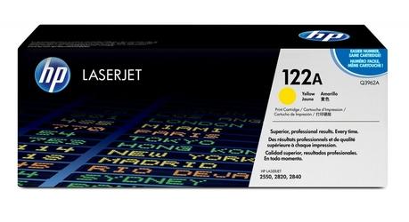 HP Toner 4k Q3962A ŻÓŁTY