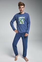Cornette Famp;Y boy 96731 born jeans piżama chłopięca