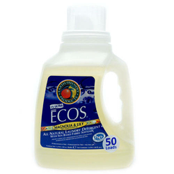 Earth Friendly Products, ECOS Płyn do Prania Magnolia i Lilie, 1,5l