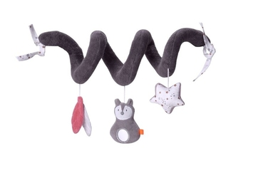 Spiralna zabawka Pani Lis, Kikadu