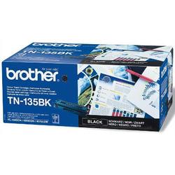 Toner Oryginalny Brother TN-135BK TN135BK Czarny - DARMOWA DOSTAWA w 24h