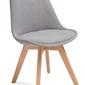 Krzesło FAGIO A090 - srebrny